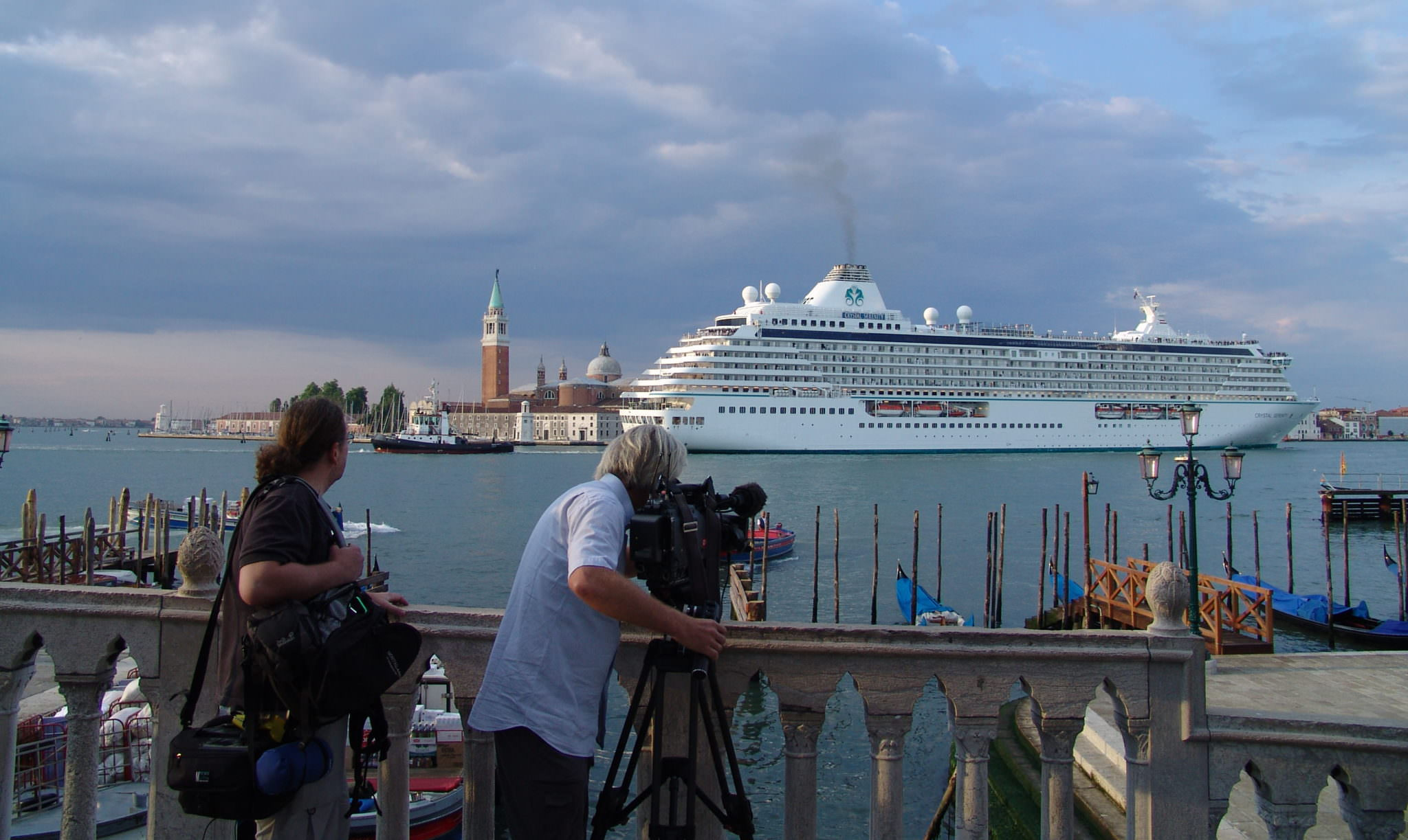 Luxury at High Sea