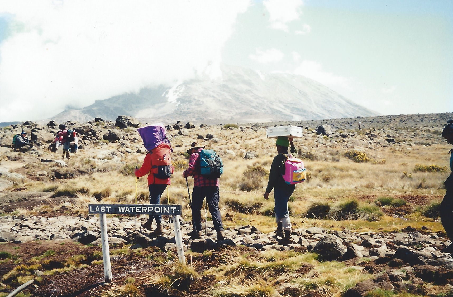Out of Styria – Emperor's  Waltz on the Kilimanjaro