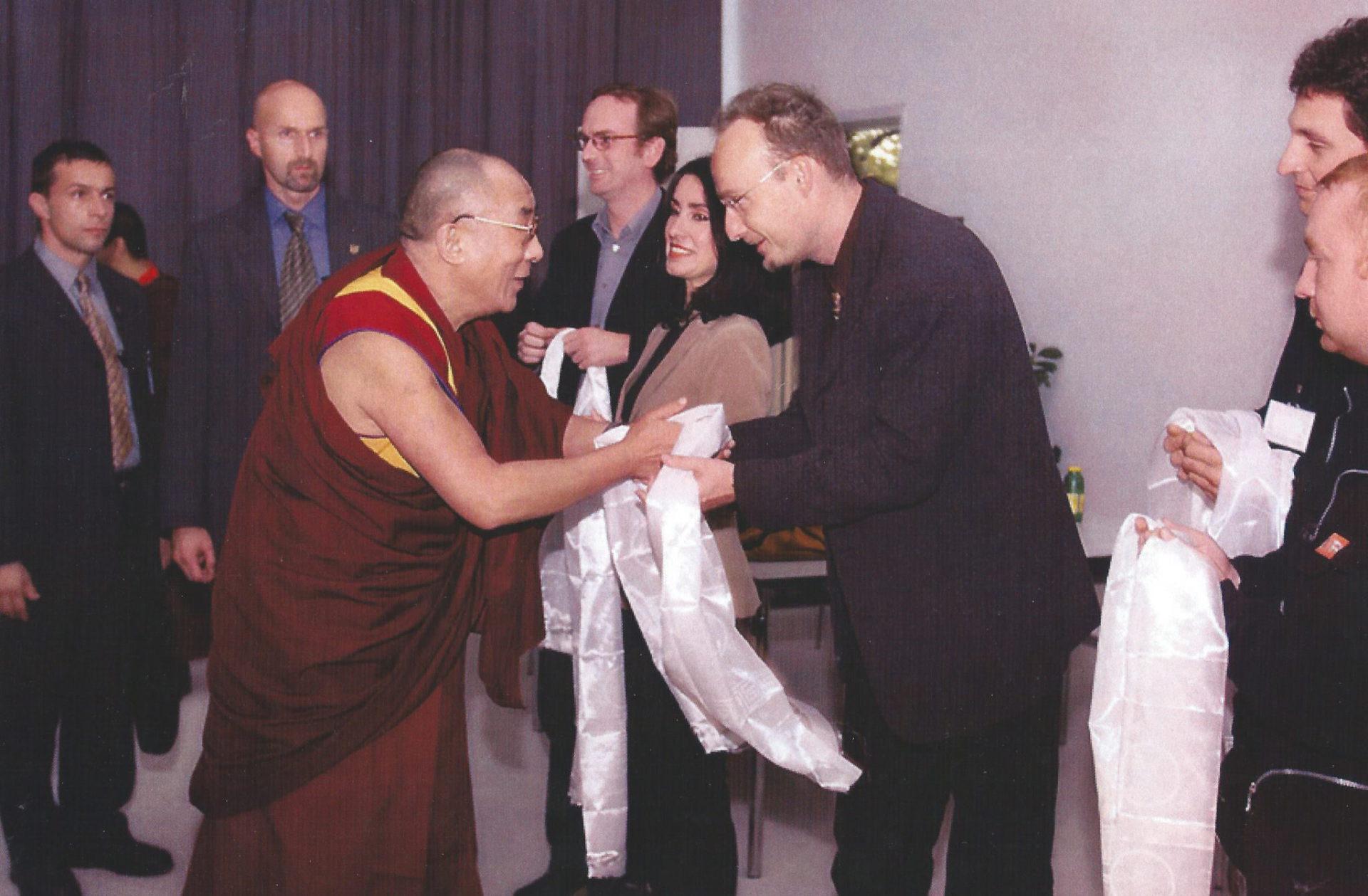 Kalachakra – The Dalai Lama in Graz